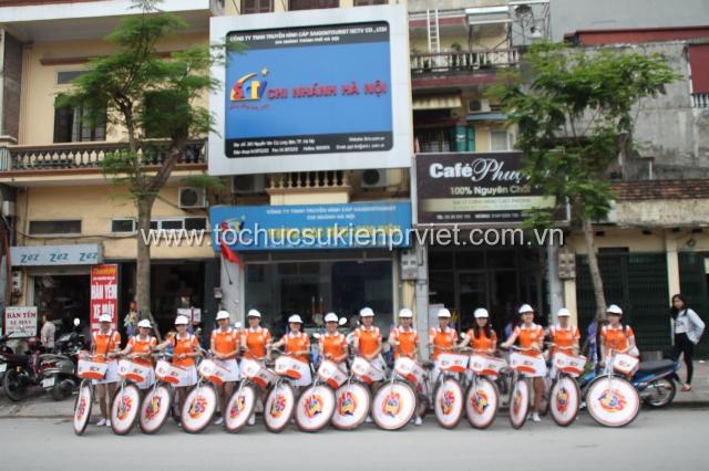 Đoàn roadshow tập trung tại các chi nhánh của SCTV