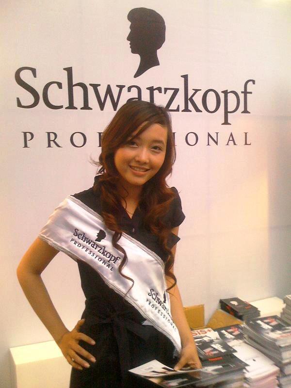 Tổ chức chương trình giới thiệu mỹ phẩm Schwarzkopf