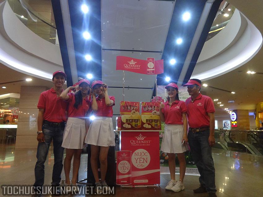 Đội ngũ Nhân Viên PG và PB PR Việt
