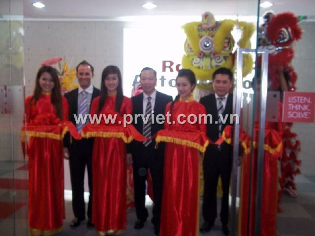 Khai trương công ty Rockwell Automation Việt Nam
