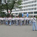 Chạy Roadshow hưởng ứng ngày phòng chống viêm gan thế giới