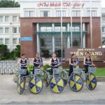 Roadshow xe đạp cho APU International School