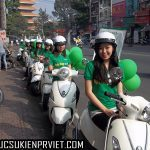 Tổ chức chạy roadshow OPPO