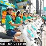 Tổ chức chạy Roadshow Viettel