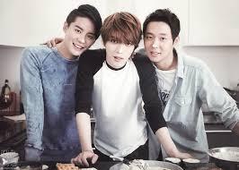 Hình ảnh các thành viên nhóm nhạc  JYJ