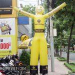 PR Việt cung cấp rối hơi cho Thế Giới Di Động