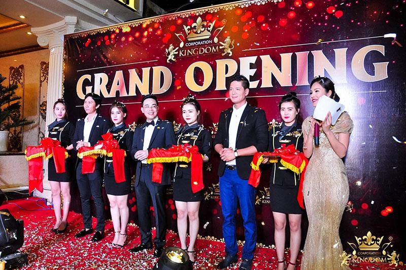 Lễ khai trương Kingdom - Karaoke Trần Quang Khải