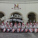 Đoàn Roadshow tại Melisa Center