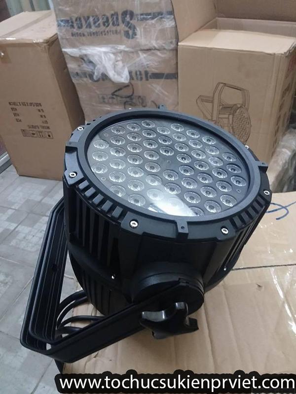 Cho thuê đèn par led chất lượng cao