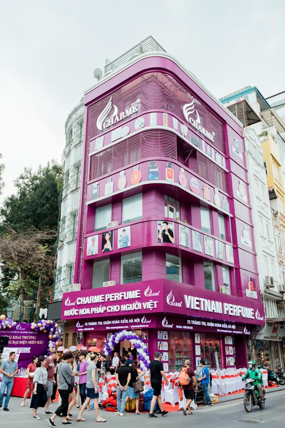 Tưng Bừng Khai Trương Văn Phòng Đại Diện Charme Pefume Tại Hà Nội - Ảnh 7