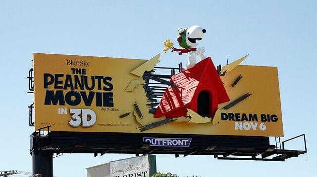 billboard 3d quảng cáo